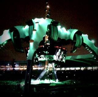 U2 Hampden Park 18 August 09