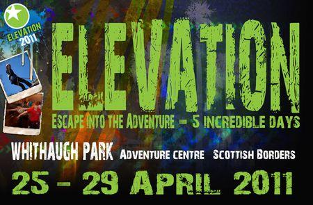 Elevation Week Poster