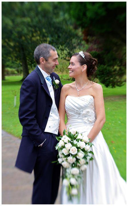 Jayne & John wedding