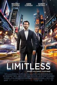 Limitless UK poster