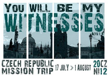Czech 2012 poster