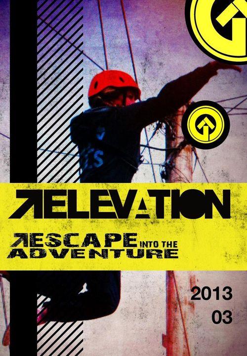 Elevation 2013 poster