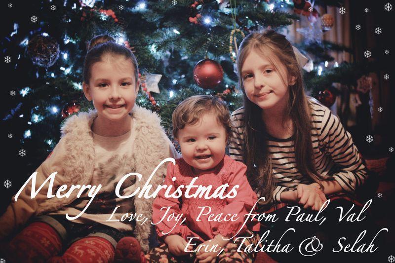 Christmascard 2014