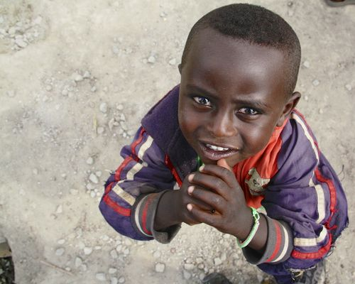 Little Boy - Ethiopia