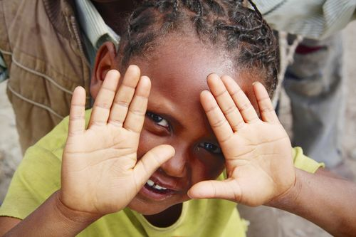 Little Girl - Ethiopia