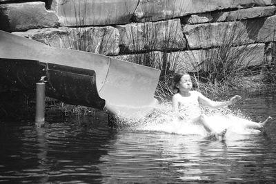 Talitha waterslide