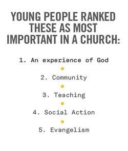 Evangelism results