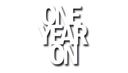 One-year-on