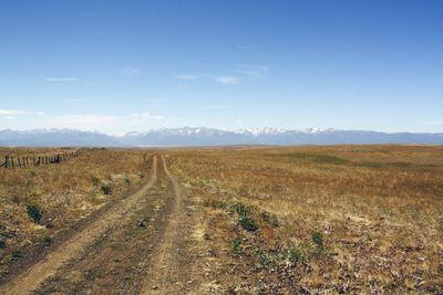 Praire Road