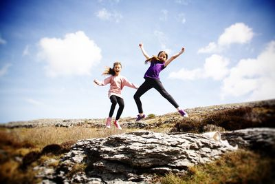 Jump The Burren